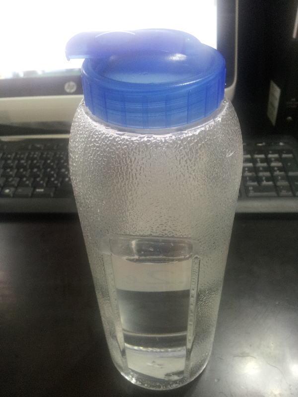 水2リットル