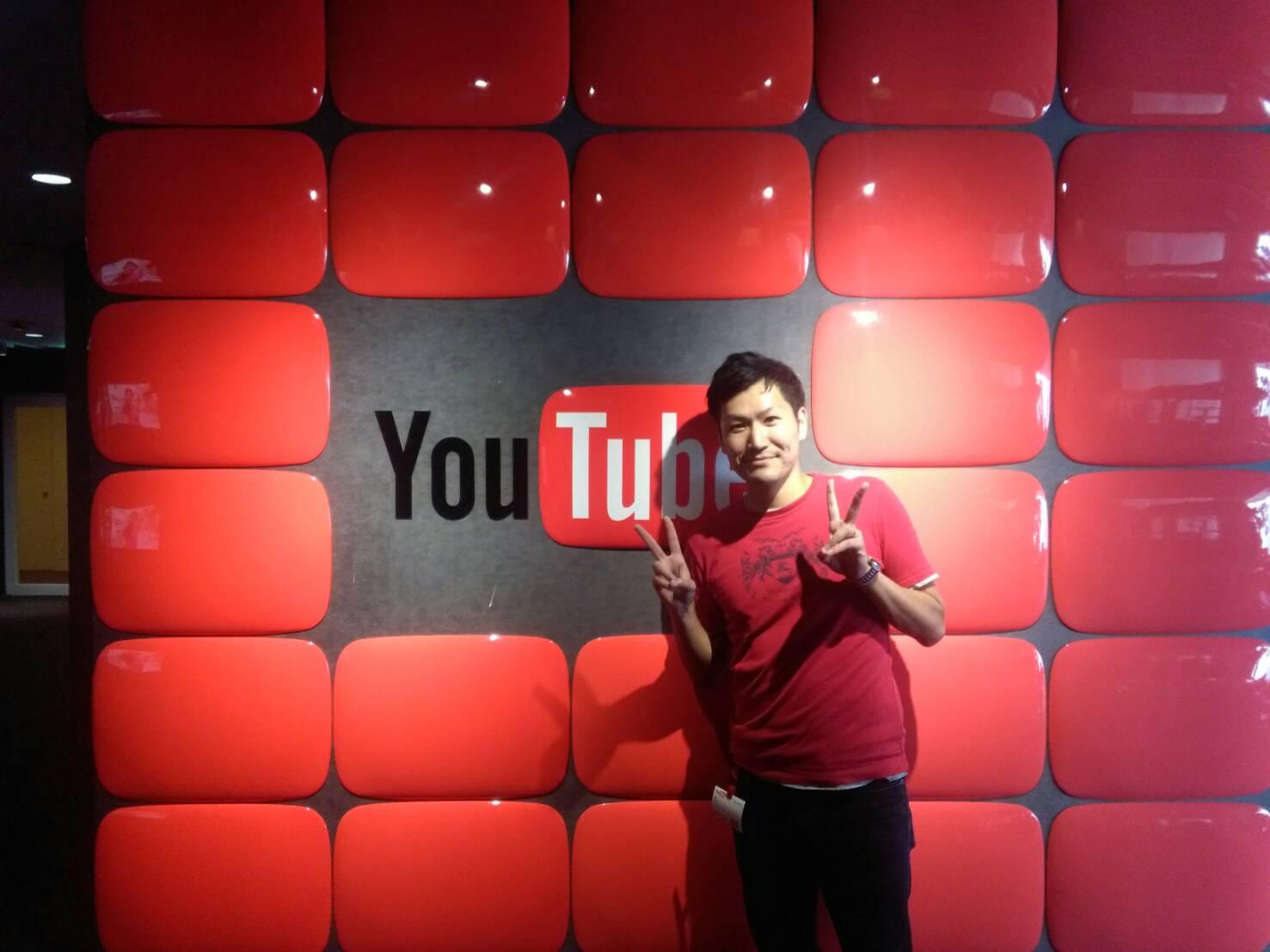 YouTubeクリエイターズカフェ
